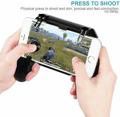 PUBG Mobile Wireless W11 Gamepad Remote Controller Joystick for iPhone Android