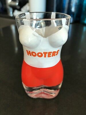 Hooters Sexy Shot Glass!