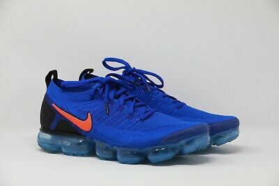Nike Air Vapormax Flyknit 2 Sneakers Racer Blue Size 12 Mens Shoes