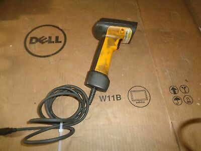 Psc Powerscan Handheld Rugged Barcode Upc Scanner W/ 9Pin Cable