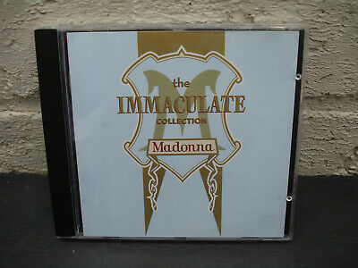 MADONNA : The Immaculate Collection : Made In Germany : 1990 : Ex Condition