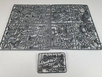 Daemonkin half of Shadowspear set (16 models) -Chaos Space Marines- New on Sprue