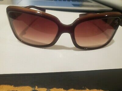 Oliver Peoples Dunaway SISYC Women/'s Sunglasses Sienna Sycamore Brown Gradient