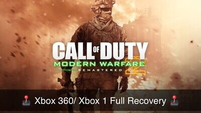 CALL OF DUTY: Modern Warfare 2 ║ MW2 Recovery Mod ║XBOX One/XBOX