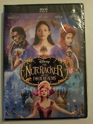 The Nutcracker and the Four Realms (DVD, 2019)