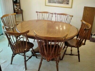 Swell Ethan Allen Dining Room Furniture 500 00 Picclick Unemploymentrelief Wooden Chair Designs For Living Room Unemploymentrelieforg