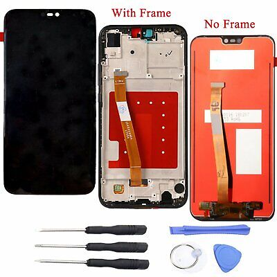 For Huawei P20 Lite ANE-LX1 LX2 L21 L22 LCD Display Touch Screen Replace +Frame