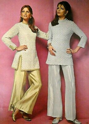 McCall's Needlework Magazine FW 1970-71 Crochet Knitting Patterns Clothes Decor