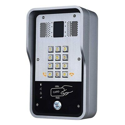 Fanvil i23S Outdoor Audio Door Phone PoE enabled Outdoor Phone Rated IP65 + IK10