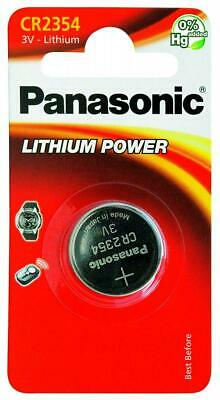 Panasonic CR-2354EL/1BP Pile Bouton Lithium