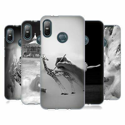 Official Thomas Barbey Animals Gel Case For Htc Phones 1