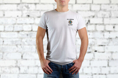 West Sussex Fire and Rescue Personalised T Shirt