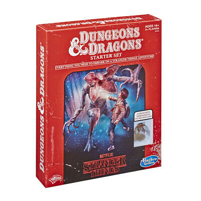 Stranger Things - Dungeons and Dragons Starter Set |