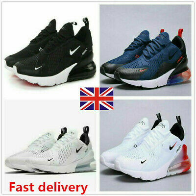 Hot Mens Air Max-270 Running Shoes Light Sport Trainers Sneakers Size UK 6-9