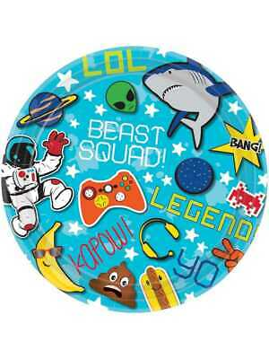 Epic Party  7''Dessert Plate (8)
