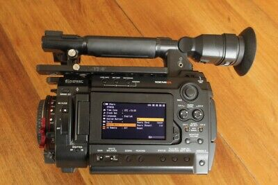 Sony PMW-F3 CineAlta camcorder with RGB444 upgrade installed