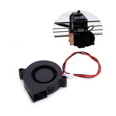 PRUSA I3 MK3 / MK3S Parts Cooling Fan - 5015 Replacement (5v
