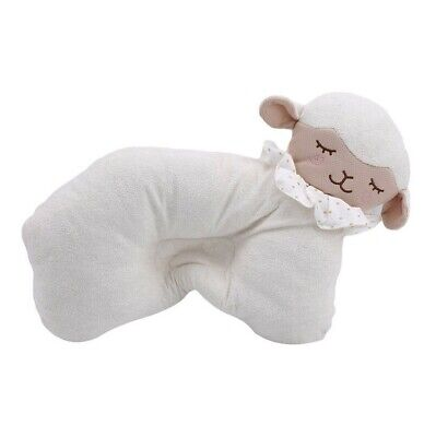 FACTORY SAMPLE CLEARANCE Infant organic cotton animal shape pillow baby pillow