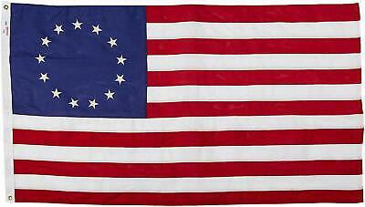 3'x5' BETSY ROSS nylon Flag MADE IN THE USA