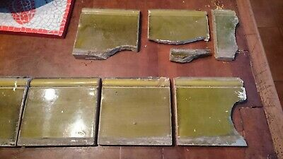Skirting Victorian or Edwardian - Front Porch Tiles 1.7cm / 0.67 inch Thick