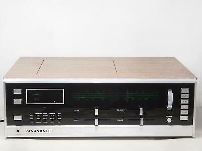 Vintage PANASONIC RS-820S 8 Track Stereo Receiver Minor Issues Free Shipping!