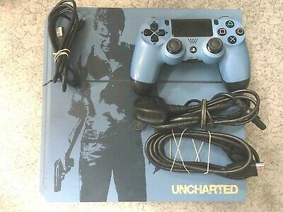 Sony PS4 Uncharted Limited Edition Console Pro 1TB Console Super Fast Delivery