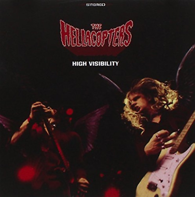 Hellacopters-High Visibility (US IMPORT) CD NEW