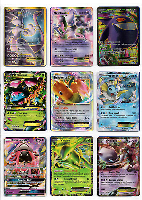 27 Pokemon Cards - EX and GX collection - Trainer - Mint - Ultra Rares