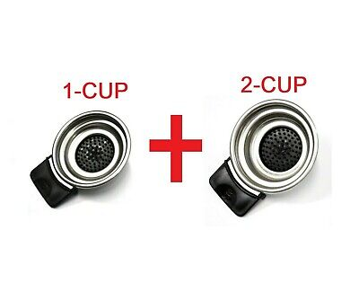 Black 1-Cup 2-Cup Podholder Pod Pad Holder For Philips Senseo Coffee Maker