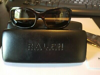 b7885e7ab0b8 RALPH LAUREN RA 5049 51083 POLARIZED Sunglasses Brown Tortoise ~ Polarized  NEW