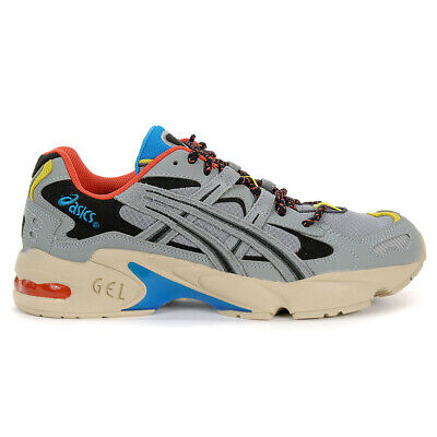 ASICS Men's GEL-Kayano 5 OG Stone Grey/Stone Grey Shoes 1191A148.020 NEW