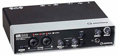 Steinberg UR242 EU USB-Audio-Interface (192 kHz, D-PR(Audio Interface)