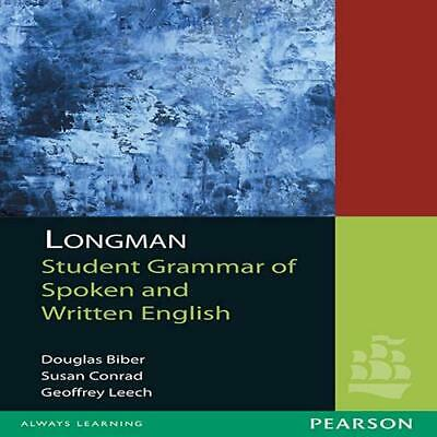 Brand N.Student Grammar of Spoken and Written English by Conrad, Biber  Intl Ed.