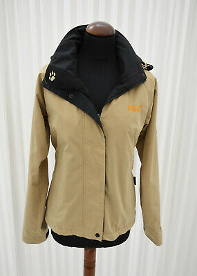 official photos 648f8 8d264 TOP DAMEN OUTDOOR Jacke von Jack Wolfskin Gr 40 beige texapore Sommer NP  239 €