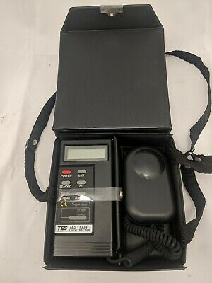 TES-1334 Digital Light Meter