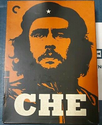 Che (DVD, 2010, 3-Disc Set, Criterion Collection)