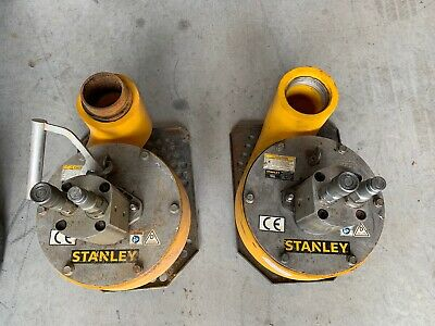 """ONE(1) STANLEY TP03 Hydraulic Submersible Trash Pump 3"""" Sewage 450GPM Wastewater"""