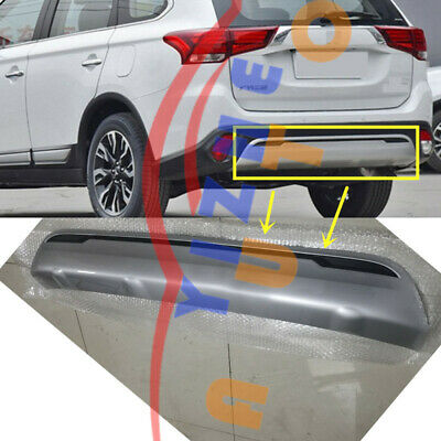 FOR MITSUBISHI OUTLANDER 2016-2018 Rear Bumper Skid Plate
