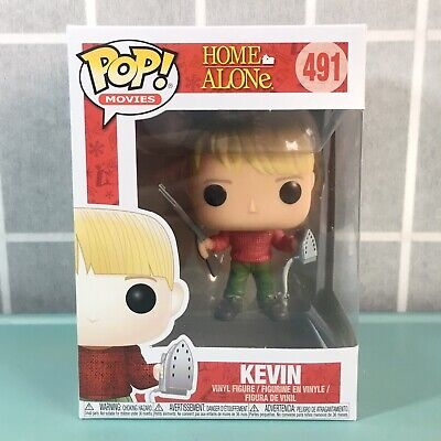 Funko Pop! Movies Home Alone Christmas Kevin Mcallister #491