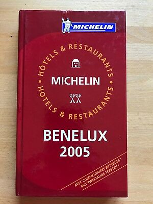 Guide Michelin Belgique 2005 Edition retirée (Ostend Queen)