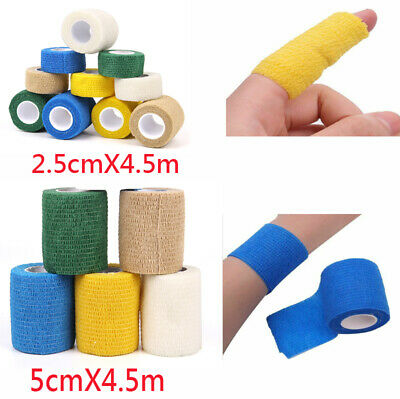 Sports Ankle Bandage Knee Pad Tape Finger Wrist Support Soccer Basketball Guard