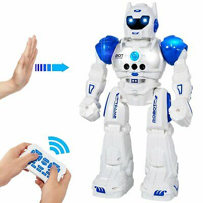 Mibote Remote Control Robot Toys For Kids, Smart Gesture Control  Rc Remote Con