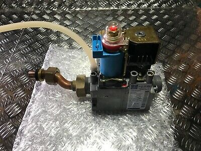 Glowworm Betacom 24C,30C gas valve 0020061602 sigma with vacuum pipe