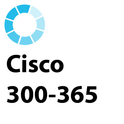 CISCO CCNP 300-101 300-115 300-135 Routing Switching Test