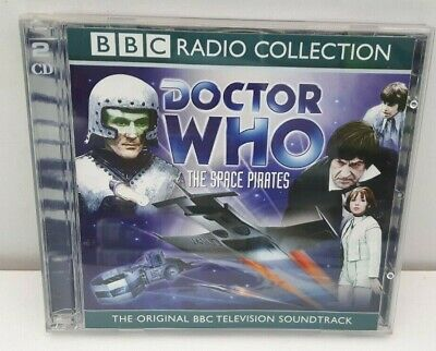 Doctor Who The Space Pirates CD BBC Soundtrack Patrick Troughton Missing Story