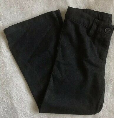 Lovely Pair Of Girls NEXT school Trousers Age 5 Years
