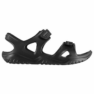 Crocs Mens Swiftwater Sports Outdoors Sandals Summer Beach Shoes