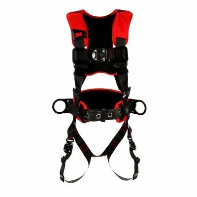 3M Protecta Comfort Construction Style Positioning Harness Sz. M/L 1161201