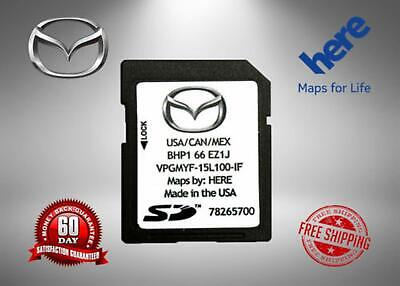 9HT0B NISSAN CONNECT SD Card, Navigation GPS MAP Data