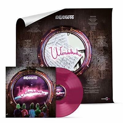 ROCKETS WONDERLAND VINILE LP LTD (Vinyl Purple Gatefold Con Poster Limited Edt.)